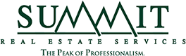 Summit Real Estate Logo in green